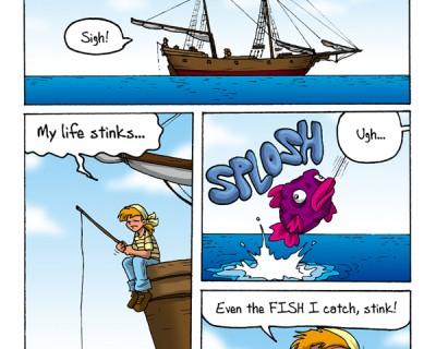 Wish Fish 01