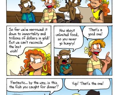 Wish Fish 11