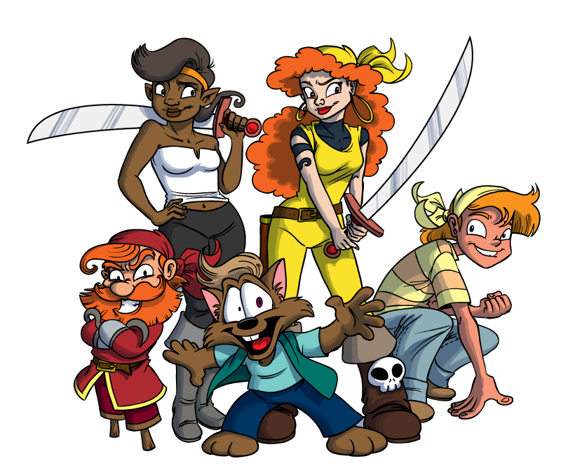 Redesigned Group