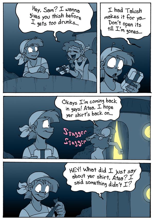 Sam's Secret 14